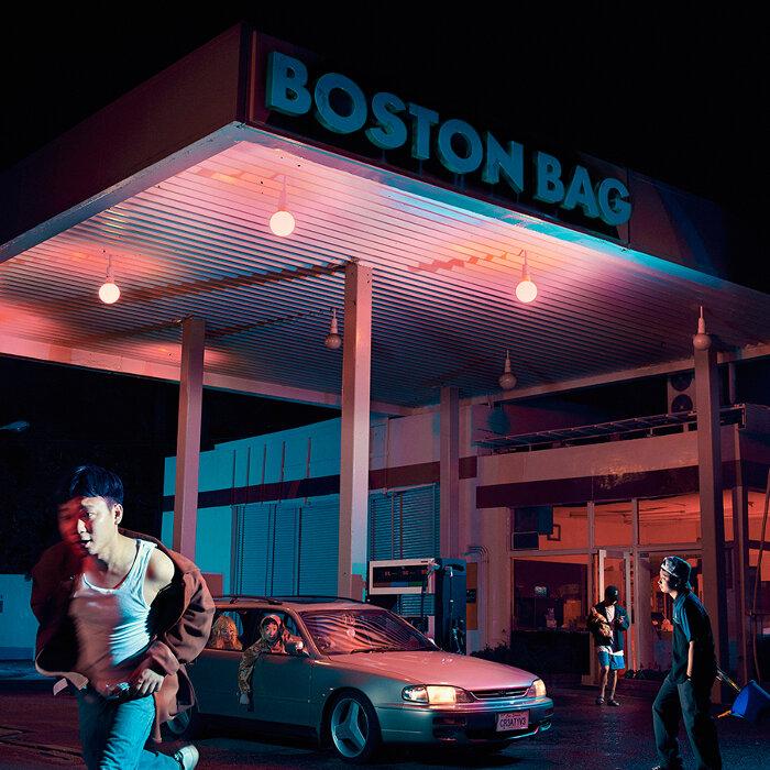 BIM『Boston Bag』