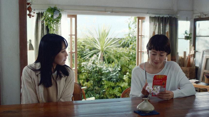 江崎グリコ「ポッキーチョコレート」ウェブムービー「2021年 巣立ち」篇より