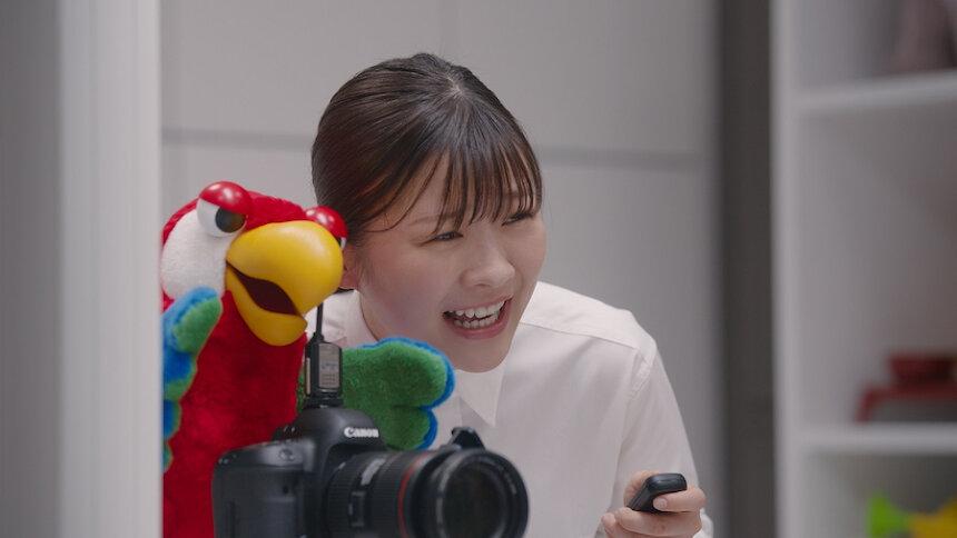 スタジオマリオ新テレビCM「マリオで笑おう篇」より