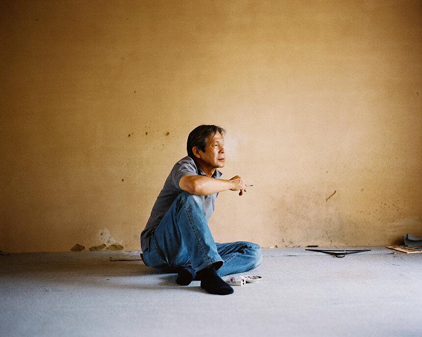 写真集『father』 ©SHINGO KANAGAWA