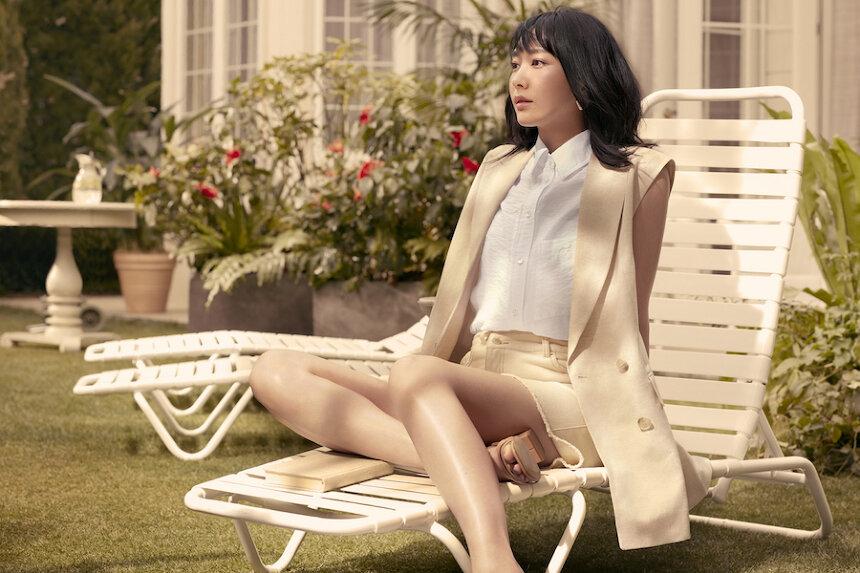 H&Mの新キャンペーン「LET'S CHANGE」のアンバサダーを務める新垣結衣