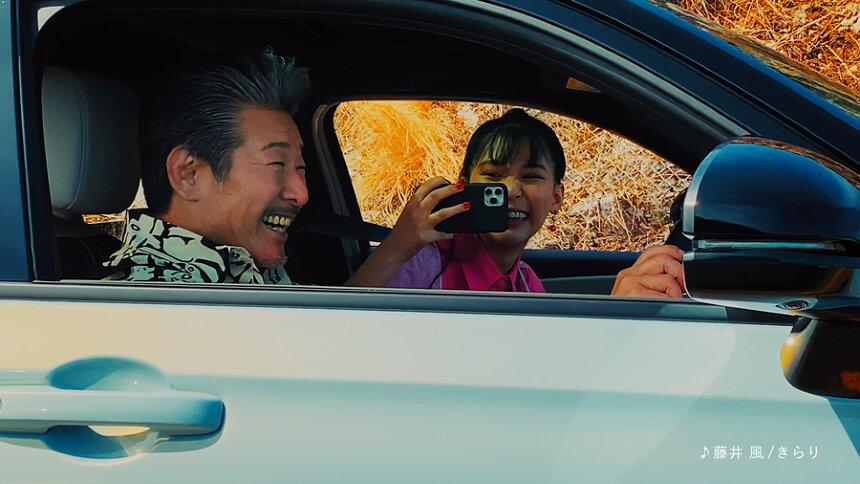 Honda新CM『e:HEV』篇より