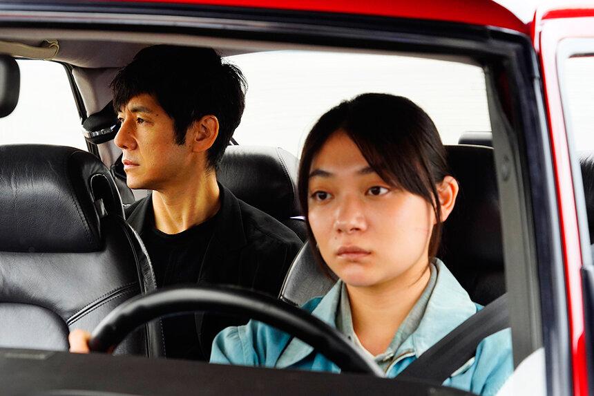 『ドライブ・マイ・カー』 ©2021『ドライブ・マイ・カー』製作委員会