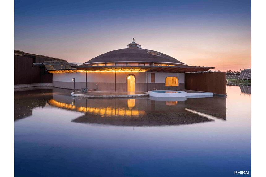 美しい田園に浮かぶ「SHONAI HOTEL SUIDEN TERRASSE」