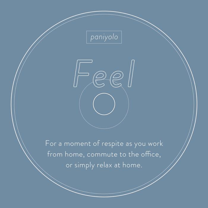 paniyolo『Feel』ジャケット