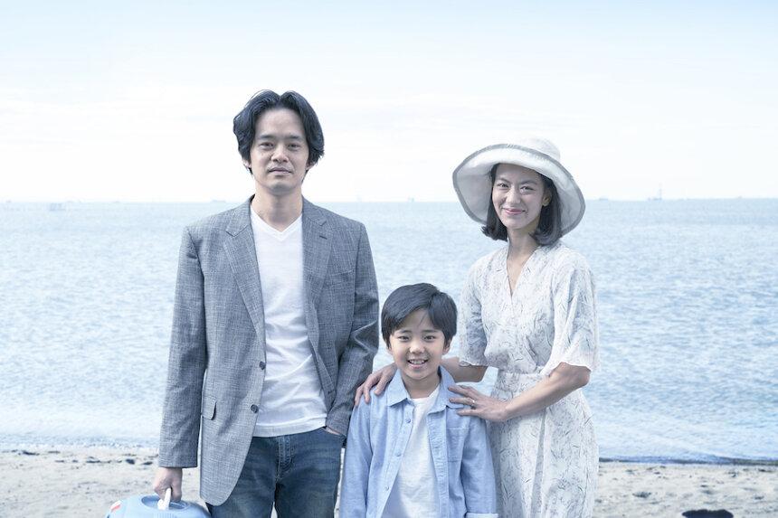 『アジアの天使』劇中に登場する家族写真 ©2021 The Asian Angel Film Partners