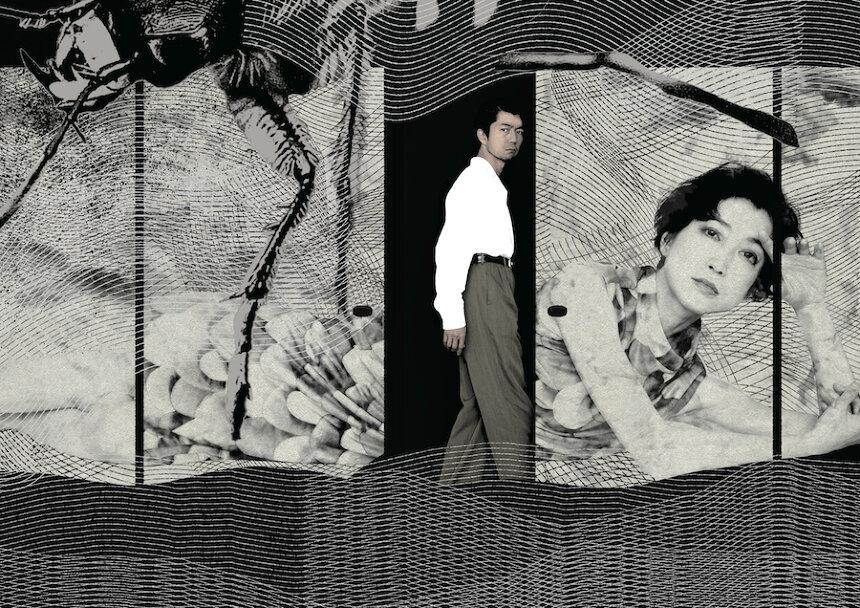 『ケムリ研究室no.2「砂の女」』メインビジュアル