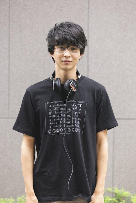 佐々木役の鈴木仁 ©「お耳に合いましたら。 」製作委員会
