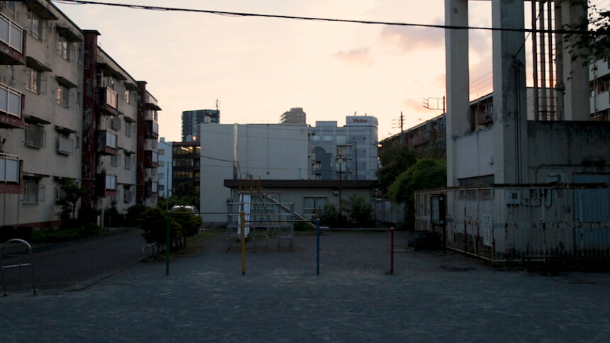 『東京オリンピック2017 都営霞ヶ丘アパート』 ©Shinya Aoyama