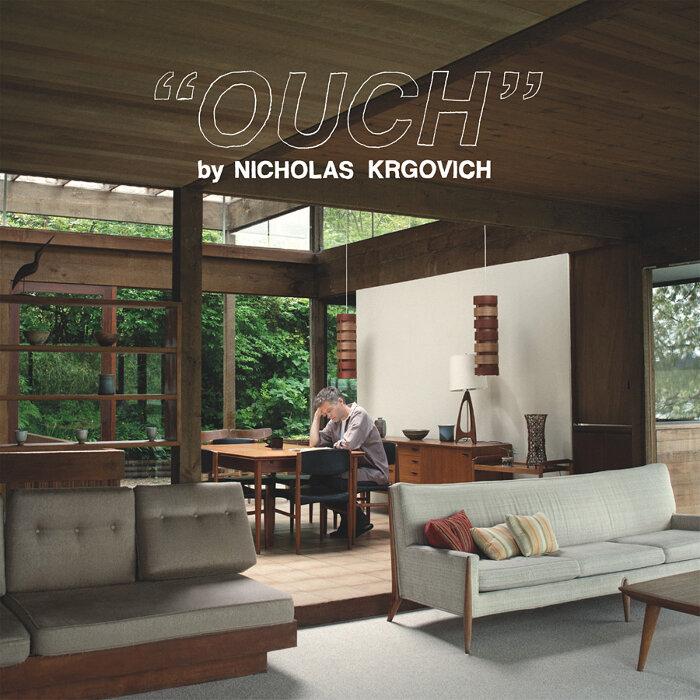 ニコラス・ケルゴヴィッチ『Ouch』ジャケット