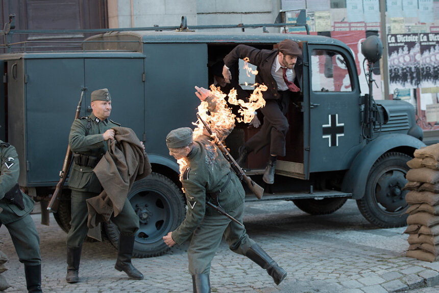 『沈黙のレジスタンス~ユダヤ孤児を救った芸術家~』 ©2019 Resistance Pictures Limited.