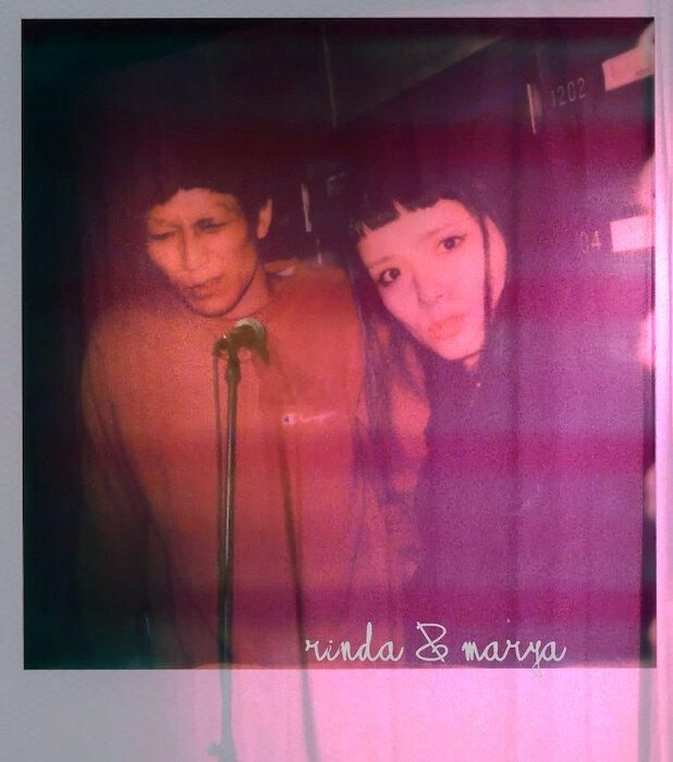リンダ&マーヤ