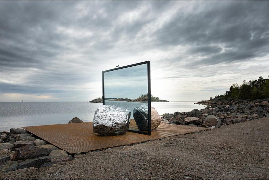 旧軍用島を舞台に現代美術の国際展『ヘルシンキ・ビエンナーレ』開催中