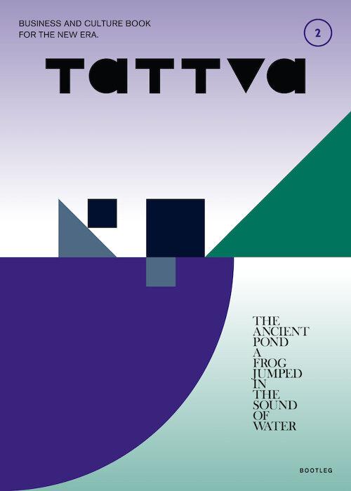『tattva Vol.2』表紙