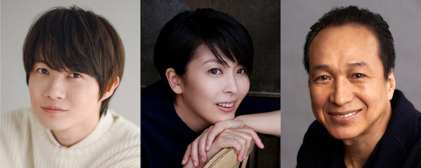 松たか子、神木隆之介、小日向文世らが出演の舞台『パ・ラパパンパン』上演