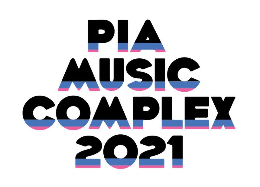 『PIA MUSIC COMPLEX 2021』ロゴ