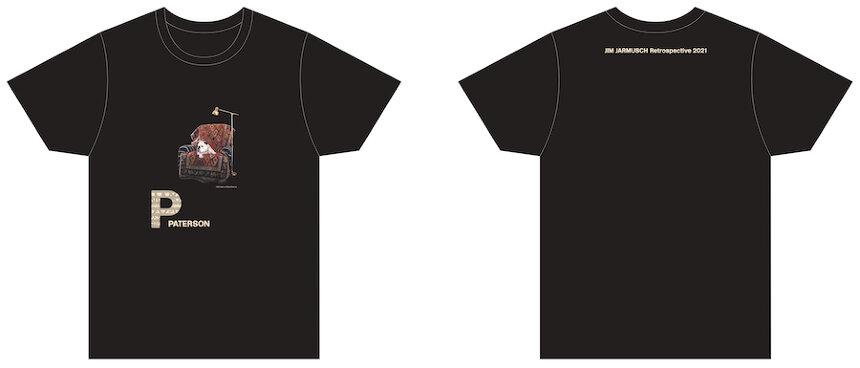 『パターソン』Tシャツ