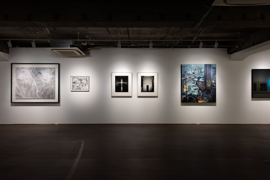 『船場アートサイトプロジェクト Vol. 01』 © Kohei Matsumura