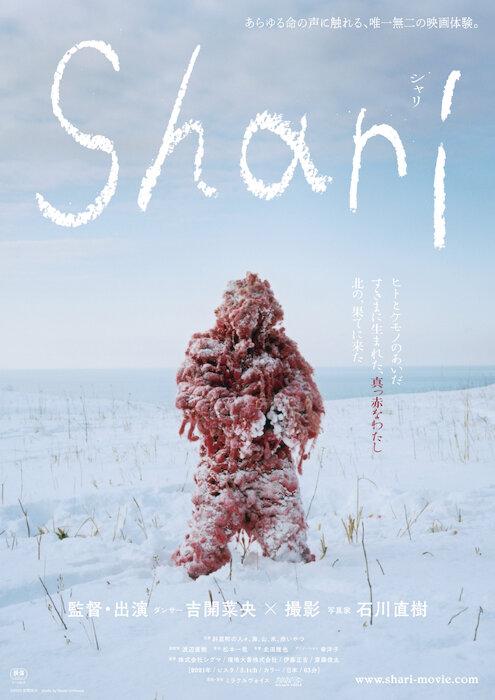 『Shari』本ポスタービジュアル ©2020 吉開菜央 photo by Naoki Ishikawa