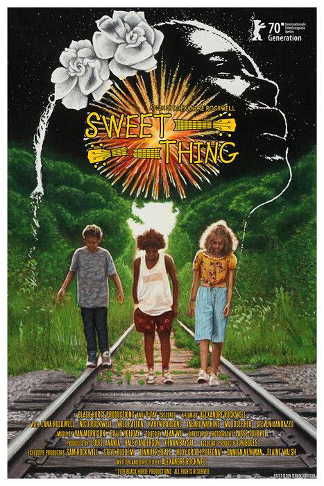 『スウィート・シング』海外版ポスター