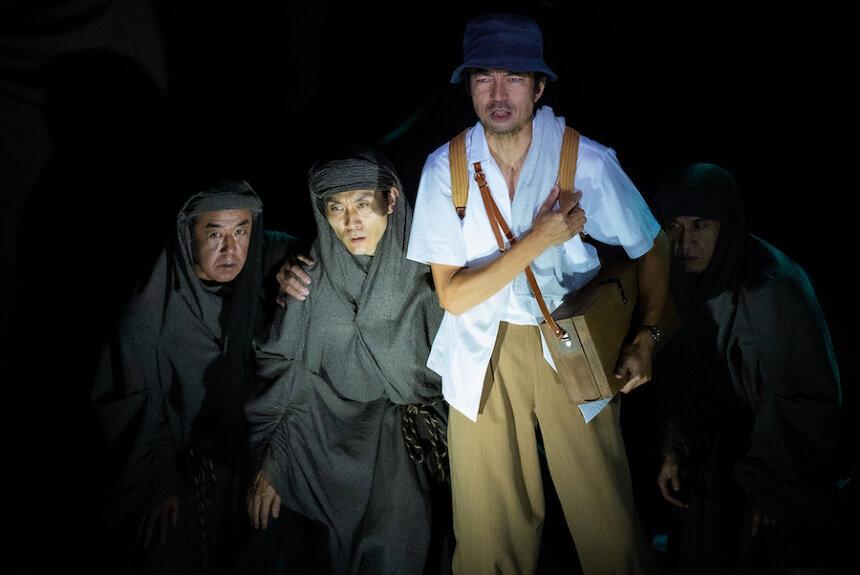 『ケムリ研究室no.2「砂の女」』 撮影:引地信彦