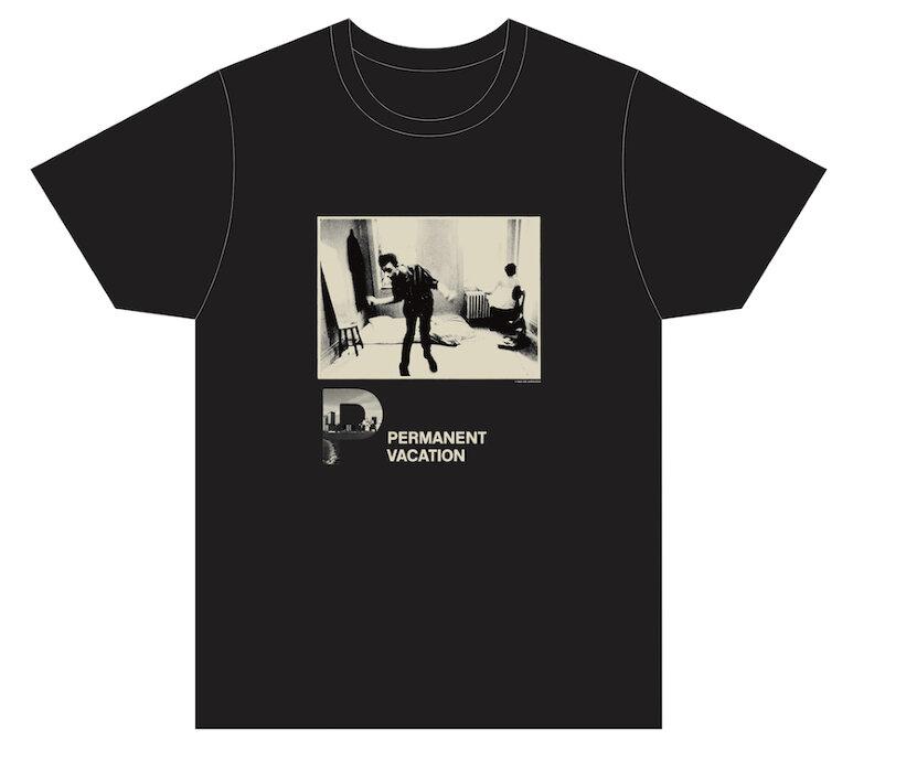 『パーマネント・バケーション』Tシャツ