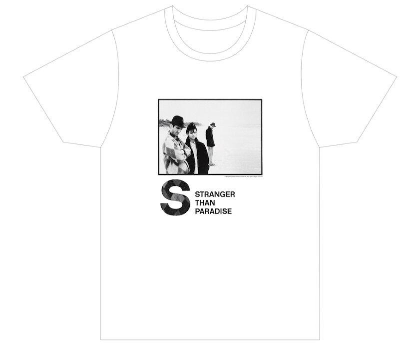 『ストレンジャー・ザン・パラダイス』Tシャツ