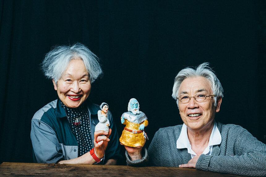 松岡和子とイッセー尾形