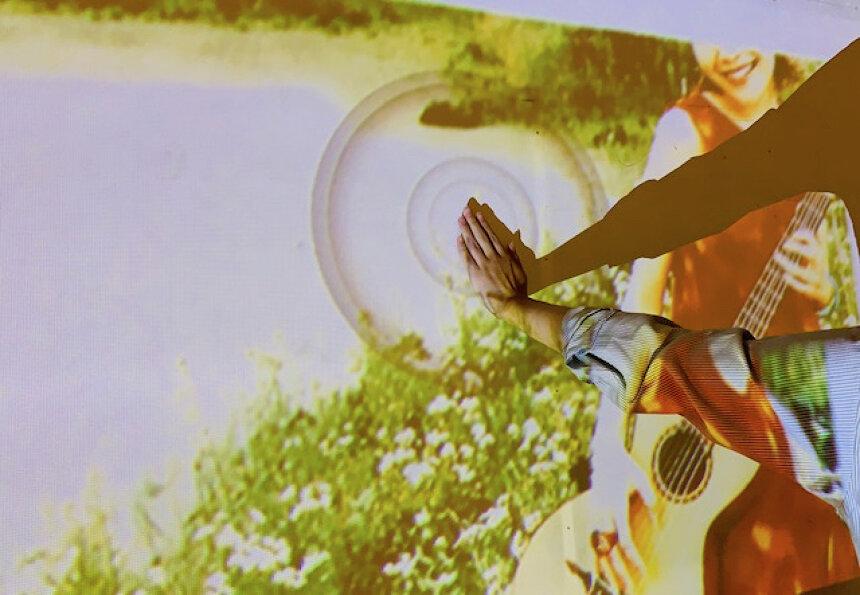 『タワーレコード上田店 presents スピッツデビュー30周年記念!スピッツ玉手箱ジュークボックス展覧会』ビジュアル