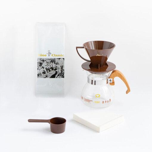 KONO式コーヒードリッパー × LISA LARSON