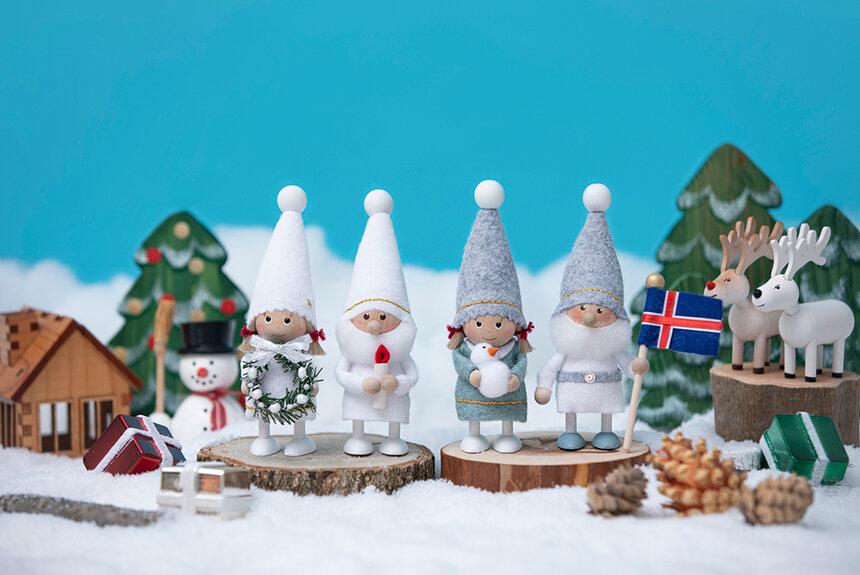デンマークの妖精「ニッセ」でコロナ禍のおうちクリスマス彩る