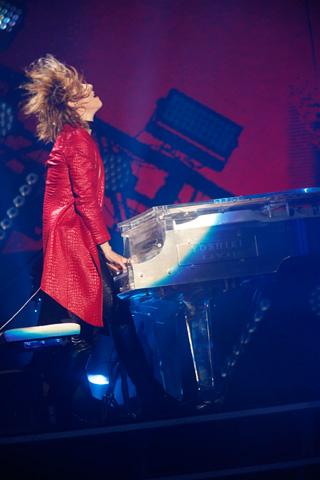 X JAPAN 撮影:Japan Music Agency