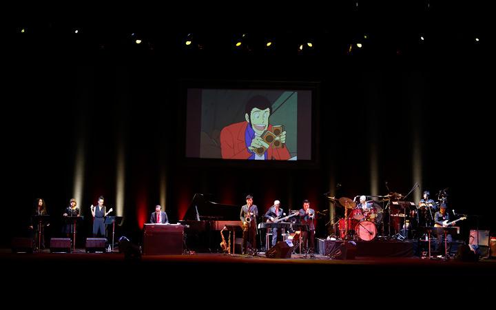 大野雄二率いるバンド、『ルパン三世』を奏であげて解散を発表