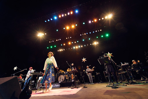 『My Little Lover 20th ANNIVERSARY LIVE ~evergreen~』ライブ風景