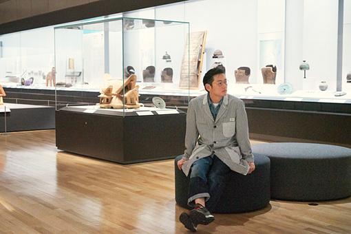 東京国立博物館 平成館 考古展示室