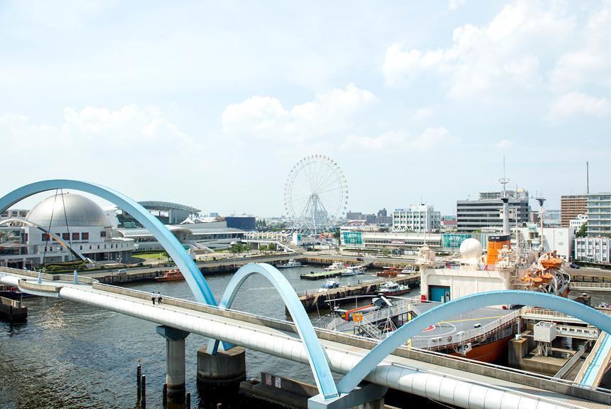 地域密着どころじゃない。港まちに入り込むMAT, Nagoyaのアート