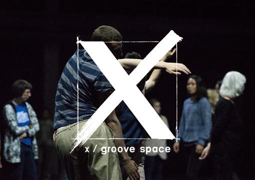 セバスチャン・マティアス『 x / groove space(写真:Katja Illner, デザイン:Shinpei Onishi)