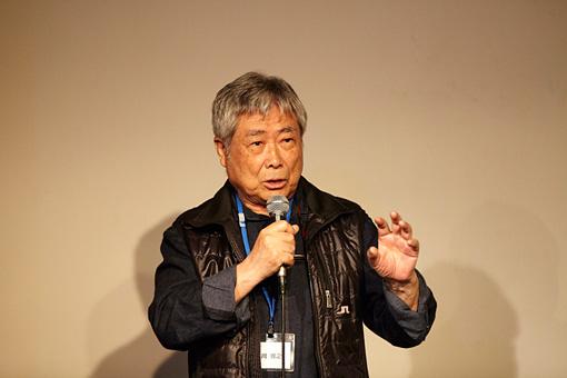 社団法人日本文化デザインフォーラム(JIDF)の代表幹事を務める建築家の黒川雅之