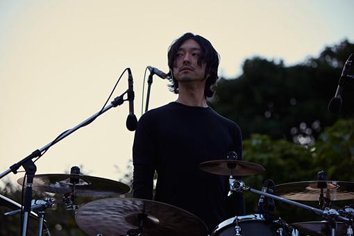 金子ノブアキ(RIZE) 撮影:太田好治