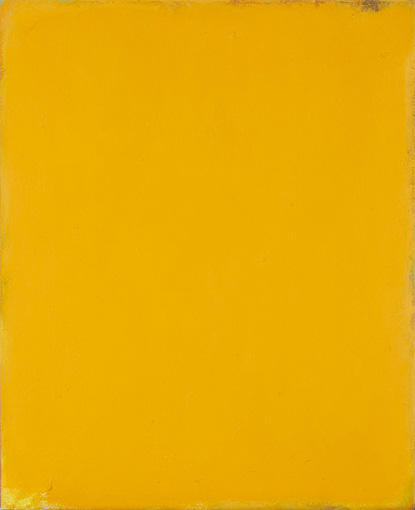『Color no.98』1999-年 油彩・キャンバス 65×53cm