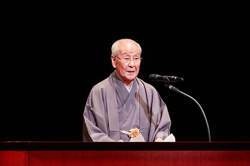 文化芸術推進フォーラム議長・野村萬による「五輪の年には文化省」宣言