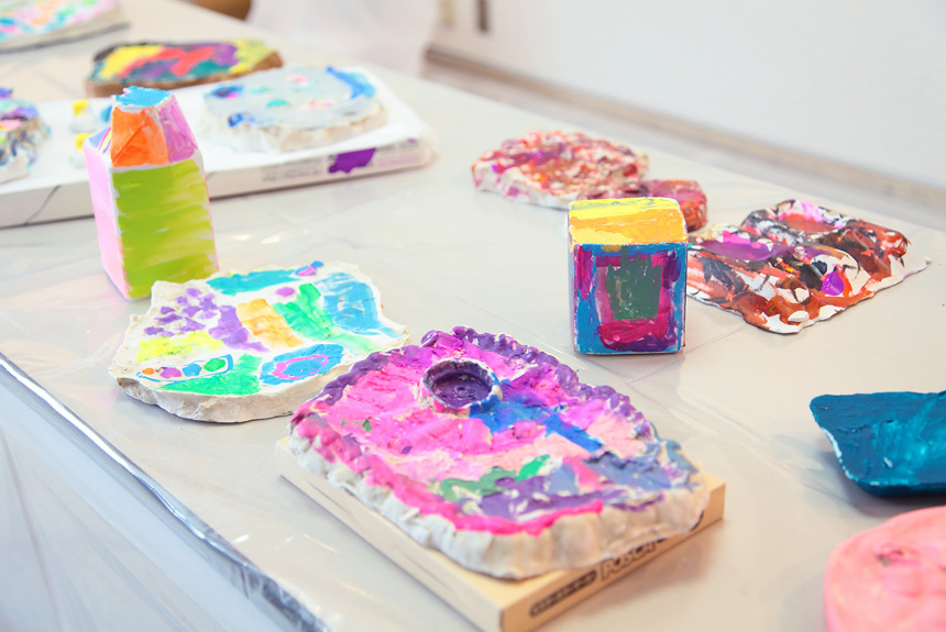 AITの『dearMe』活動レポート。アートの領域を拡張するワークショップ