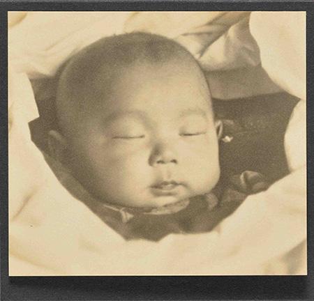 『玲二』1927(昭和2)年 島根県立美術館蔵