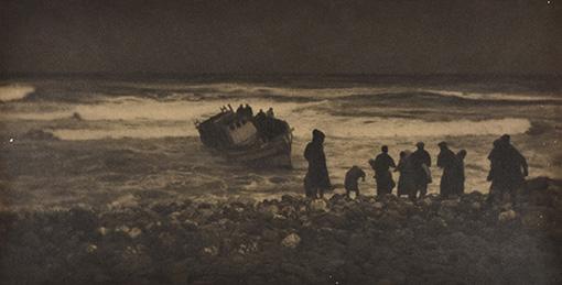 『破船』1929(昭和4)年 個人蔵
