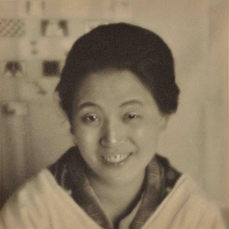 『Sさんの肖像』1925(大正14) 島根県立美術館蔵