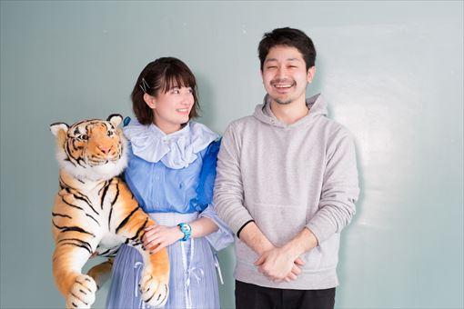 左から:MICO、藤代雄一朗