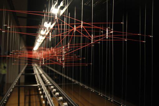 ラルフ・ベッカー『Interface I』展示風景