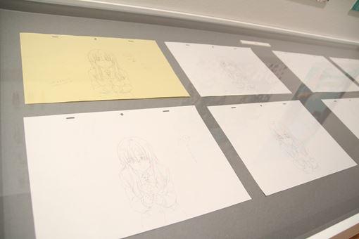『映画 聲の形』展示風景