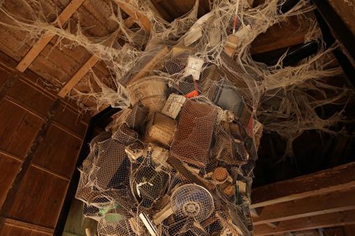 金沢美術工芸大学アートプロジェクトチーム『いえの木』 撮影:中乃波木
