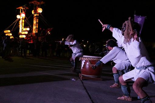 キリコ祭り 撮影:中乃波木